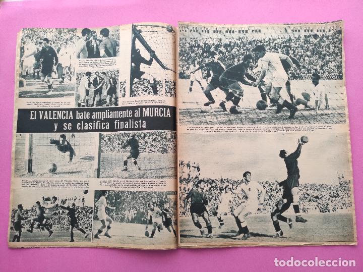 Coleccionismo deportivo: PERIODICO MARCA Nº 821944 COPA AT. AVIACION-ATHLETIC - RACING 5-4 MADRID - VALENCIA MURCIA - FERROL - Foto 4 - 275131293
