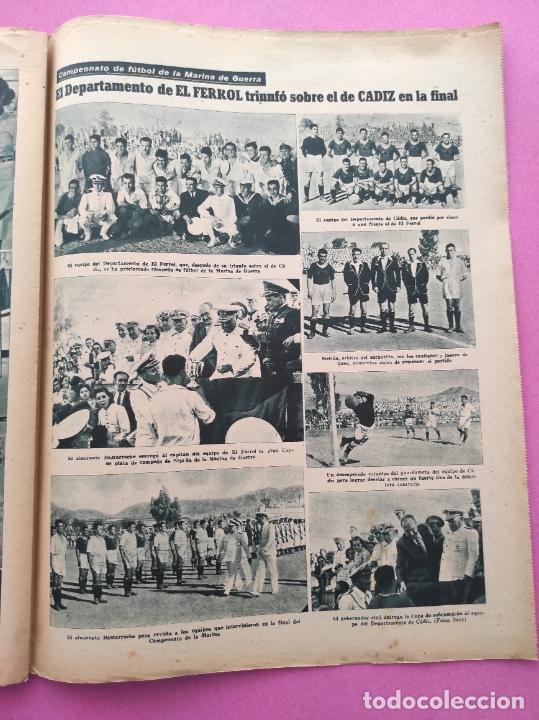 Coleccionismo deportivo: PERIODICO MARCA Nº 821944 COPA AT. AVIACION-ATHLETIC - RACING 5-4 MADRID - VALENCIA MURCIA - FERROL - Foto 5 - 275131293