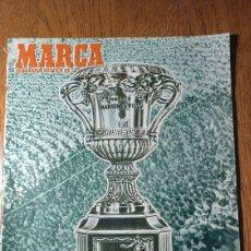 Coleccionismo deportivo: SEMANARIO MARCA N °578. R.MADRID 4 ESPAÑOL 3 - BARCELONA 1 AT.MADRID 1- BILBAO 5 CELTA 1. Lote 275054763