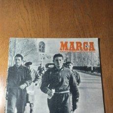 Coleccionismo deportivo: SEMANARIO MARCA N° 579. 1954. EN LAS VISPERAS DEL ESPAÑA - TURQUIA PARA EL CAMPEONATO DEL MUNDO.. Lote 275057033