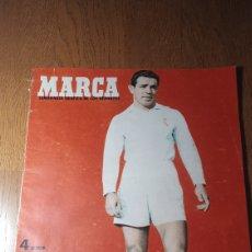 Coleccionismo deportivo: SEMANARIO MARCA N ° 585. R.MADRID 1 SEVILLA 0- VALENCIA 1 BARCELONA 0. Lote 275072978