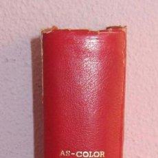 Coleccionismo deportivo: AS COLOR TOMO 1973-74 CON 31 REVISTAS CON SUS POSTERS TAPAS DE PASTA DURAS. Lote 275513768
