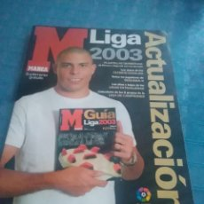 Coleccionismo deportivo: SUPLEMENTO DE MARCA, LIGA 2003 ACTUALIZACION.. Lote 275696098