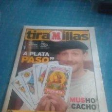 Coleccionismo deportivo: PERIÓDICO MARCA,TIRA MILLAS,JUGADOR DE ÉPOCA,A PLATA PASO,NUMERO 19,VIERNES 23 JULIO DE 1999 PAGS 26. Lote 275699333