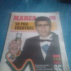 Coleccionismo deportivo: SUPLEMENTO MARCA INDURAIN LA VUELTA 96, LA VUELTA AL RUEDO. Lote 275702228