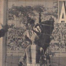 Coleccionismo deportivo: LOS CAMPENATOS DE FUTBOL SUPRARREGINALES LA SEMANA VASCA 1934 EL TORRELAVEGUENSE SANUDO JUGADOR Y AB. Lote 275864768