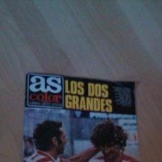 Coleccionismo deportivo: AS COLOR 440 POSTER JEREZ Y SAN ANDRES 1979-80. Lote 275883403