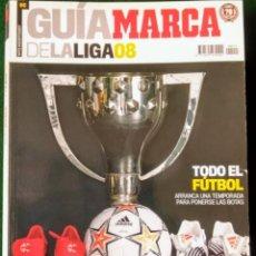 Coleccionismo deportivo: GUIA MARCA Nº 13 DE LA LIGA 2007 2008 TODO EL FUTBOL - LEO MESSI. Lote 276200643