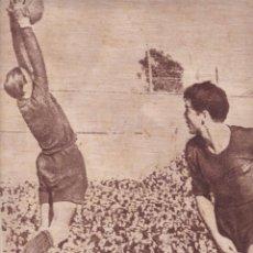 Coleccionismo deportivo: MARCA EL ATLETICO AVIACIÓN VENCIÓ AL BARCELONA Y EL SEVILLA VENCIÓ AL MADRID CON 9 JUGADORES. Lote 277215513