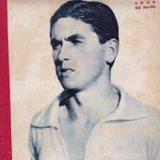 Coleccionismo deportivo: ARZA JUGADOR DEL SEVILLA 2-1 EL MADRID GANA AL SEVILLA 3-1 EL CASTELLÓN ELIMINA COPA AL SANTANDER. Lote 277216808