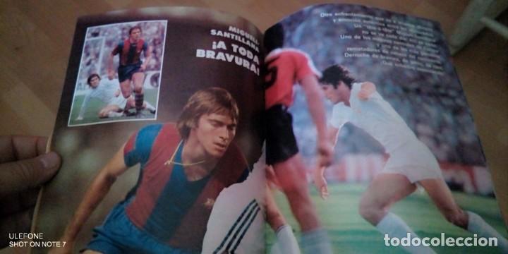 Coleccionismo deportivo: Fútbol don balón 112 - Cruyff - Pirri - Rayo - Athletic - Madrid - Barcelona - Argentina 78 - marca - Foto 3 - 277218993