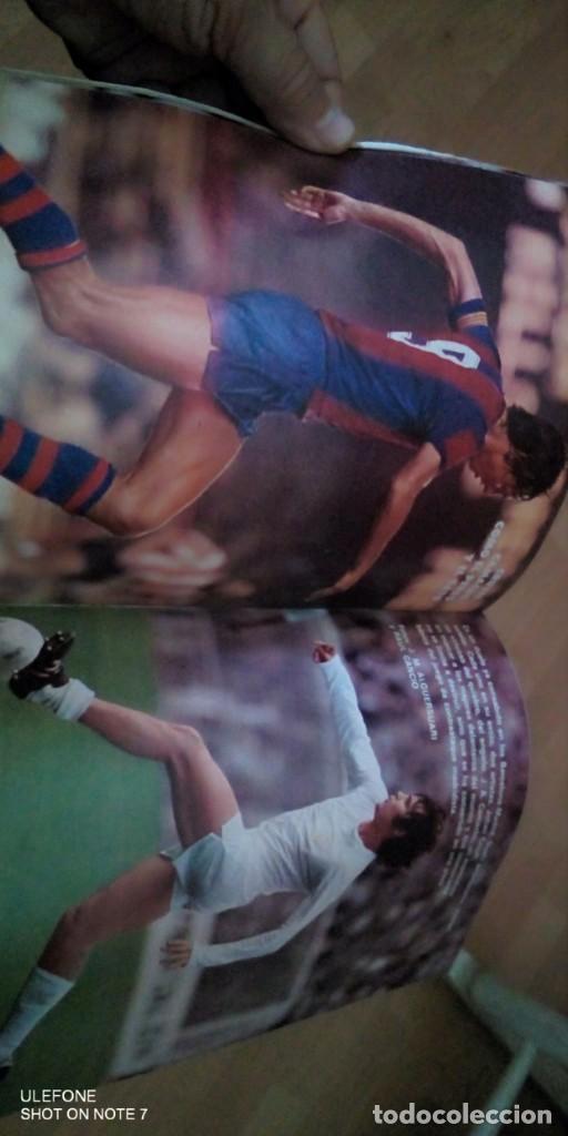 Coleccionismo deportivo: Fútbol don balón 112 - Cruyff - Pirri - Rayo - Athletic - Madrid - Barcelona - Argentina 78 - marca - Foto 4 - 277218993