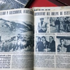 Coleccionismo deportivo: RALLIE DE SERTIERRE. Lote 277590168