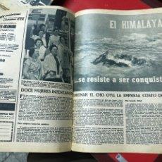 Coleccionismo deportivo: 12 MUJERES INTENTARON SUBIR EL CHO OYU . HIMALAYA ALPINISMO. Lote 277590453