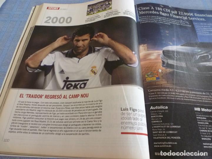 Coleccionismo deportivo: (BTA)REVISTA 35 ANIVERSARIO SPORT 1979-2014 LA HISTORIA CONTINÚA - Foto 9 - 278373673