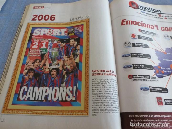 Coleccionismo deportivo: (BTA)REVISTA 35 ANIVERSARIO SPORT 1979-2014 LA HISTORIA CONTINÚA - Foto 12 - 278373673