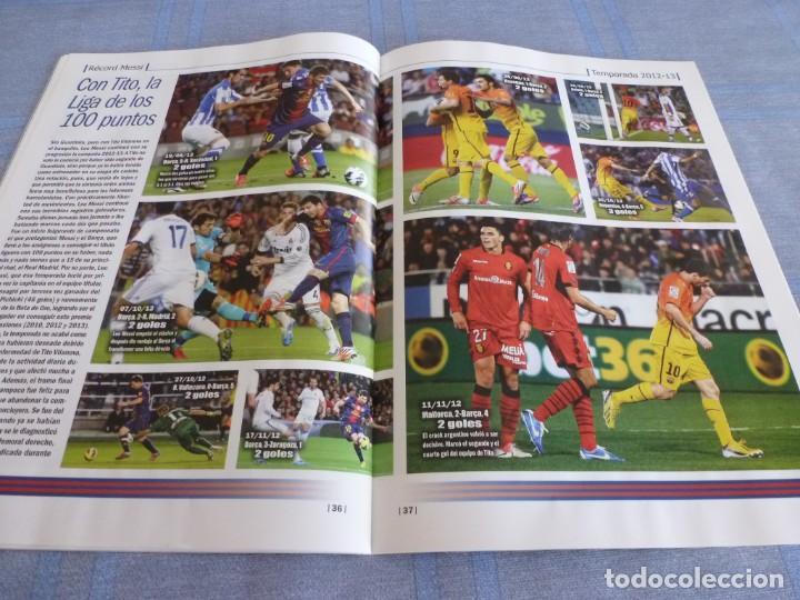 Coleccionismo deportivo: (BTA) ESPECIAL SPORT (NOVIEMBRE 2014)MESSI ETERNO-EN CASTELLANO - Foto 18 - 278375598