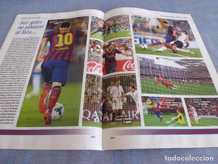 Coleccionismo deportivo: (BTA) ESPECIAL SPORT (NOVIEMBRE 2014)MESSI ETERNO-EN CASTELLANO - Foto 21 - 278375598