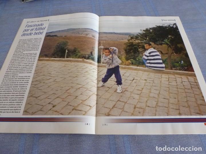 Coleccionismo deportivo: (BTA) ESPECIAL SPORT EL ÁLBUM DE NEYMAR-EN CASTELLANO - Foto 3 - 278375873