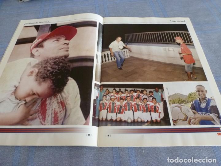 Coleccionismo deportivo: (BTA) ESPECIAL SPORT EL ÁLBUM DE NEYMAR-EN CASTELLANO - Foto 4 - 278375873