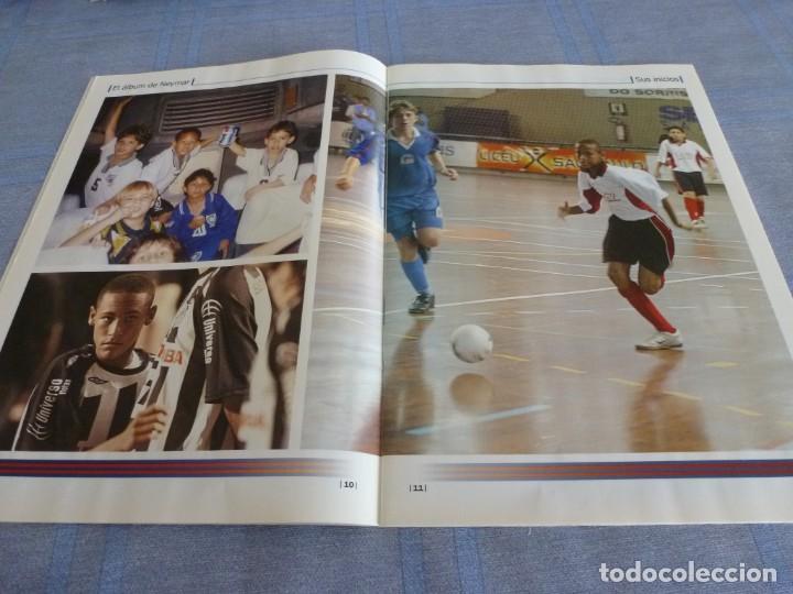 Coleccionismo deportivo: (BTA) ESPECIAL SPORT EL ÁLBUM DE NEYMAR-EN CASTELLANO - Foto 5 - 278375873