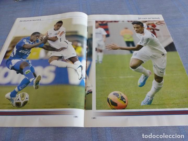 Coleccionismo deportivo: (BTA) ESPECIAL SPORT EL ÁLBUM DE NEYMAR-EN CASTELLANO - Foto 7 - 278375873
