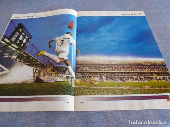 Coleccionismo deportivo: (BTA) ESPECIAL SPORT EL ÁLBUM DE NEYMAR-EN CASTELLANO - Foto 9 - 278375873