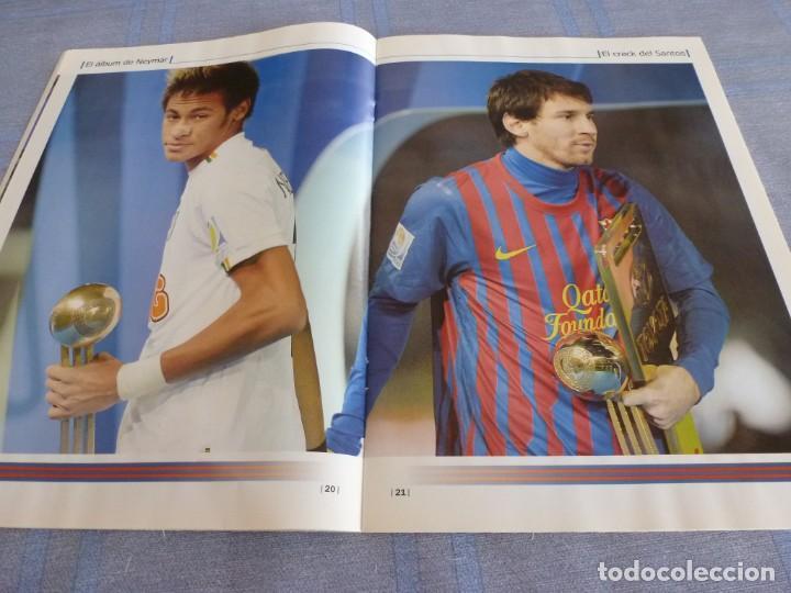 Coleccionismo deportivo: (BTA) ESPECIAL SPORT EL ÁLBUM DE NEYMAR-EN CASTELLANO - Foto 10 - 278375873