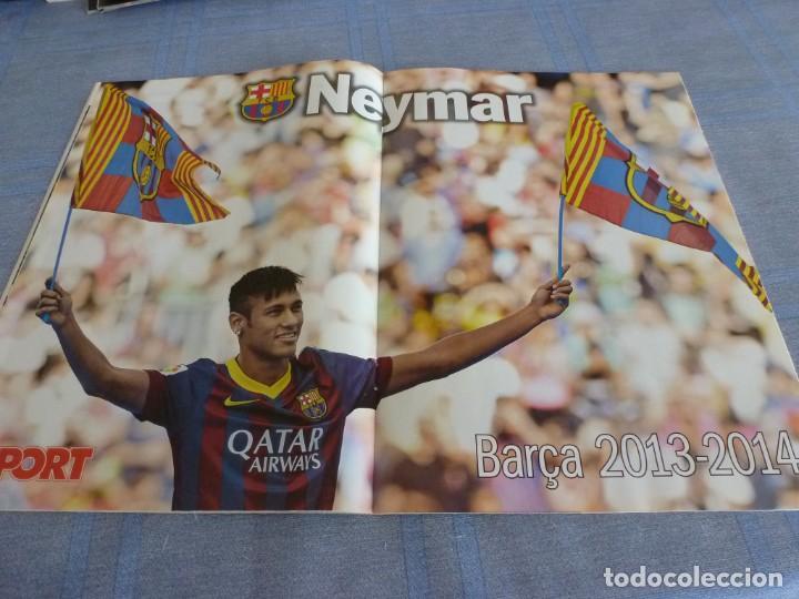 Coleccionismo deportivo: (BTA) ESPECIAL SPORT EL ÁLBUM DE NEYMAR-EN CASTELLANO - Foto 11 - 278375873