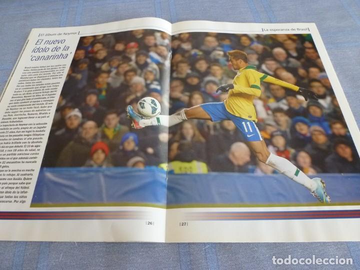 Coleccionismo deportivo: (BTA) ESPECIAL SPORT EL ÁLBUM DE NEYMAR-EN CASTELLANO - Foto 12 - 278375873