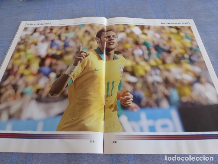 Coleccionismo deportivo: (BTA) ESPECIAL SPORT EL ÁLBUM DE NEYMAR-EN CASTELLANO - Foto 13 - 278375873