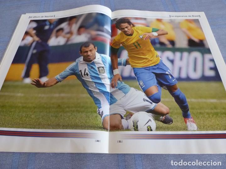 Coleccionismo deportivo: (BTA) ESPECIAL SPORT EL ÁLBUM DE NEYMAR-EN CASTELLANO - Foto 14 - 278375873
