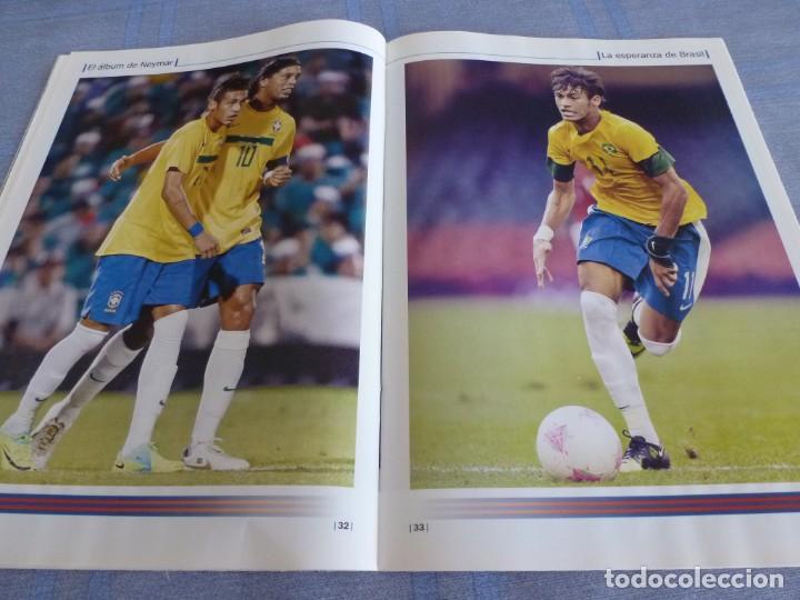 Coleccionismo deportivo: (BTA) ESPECIAL SPORT EL ÁLBUM DE NEYMAR-EN CASTELLANO - Foto 15 - 278375873
