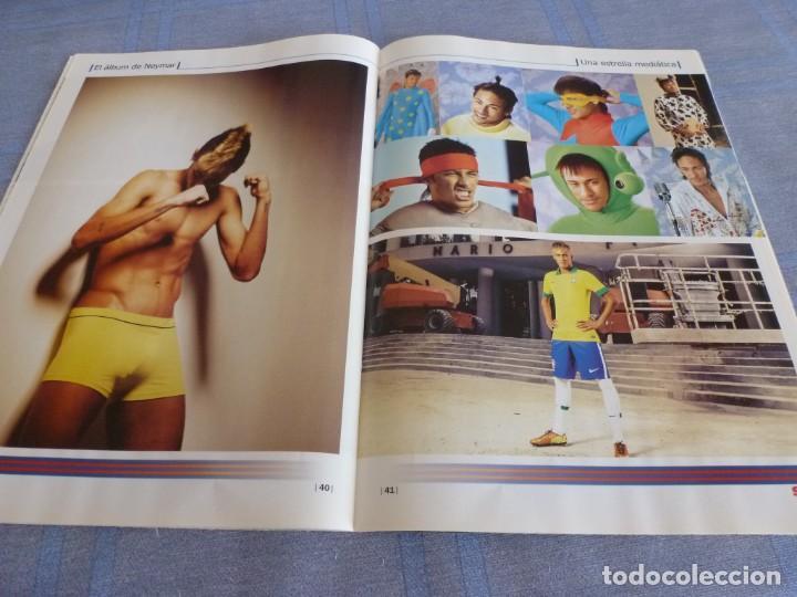 Coleccionismo deportivo: (BTA) ESPECIAL SPORT EL ÁLBUM DE NEYMAR-EN CASTELLANO - Foto 19 - 278375873