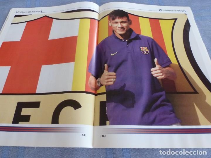 Coleccionismo deportivo: (BTA) ESPECIAL SPORT EL ÁLBUM DE NEYMAR-EN CASTELLANO - Foto 21 - 278375873