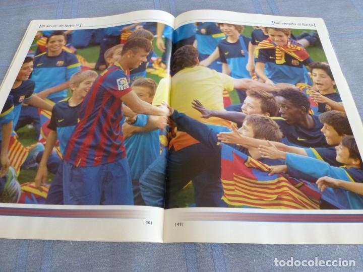 Coleccionismo deportivo: (BTA) ESPECIAL SPORT EL ÁLBUM DE NEYMAR-EN CASTELLANO - Foto 22 - 278375873