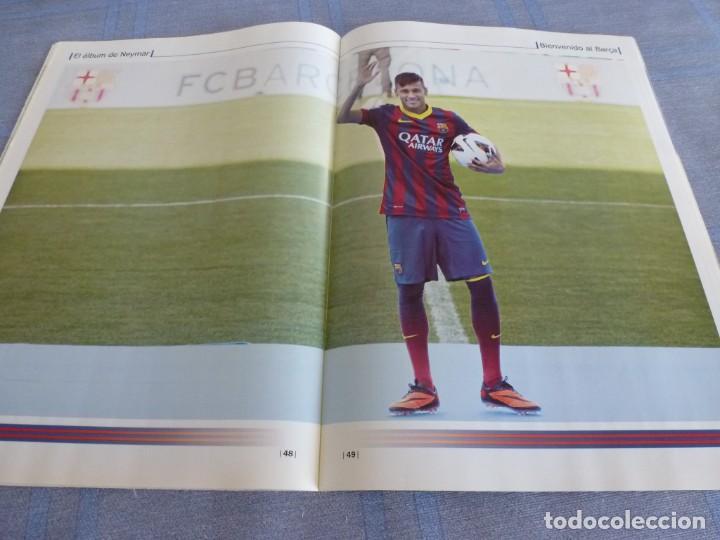 Coleccionismo deportivo: (BTA) ESPECIAL SPORT EL ÁLBUM DE NEYMAR-EN CASTELLANO - Foto 23 - 278375873