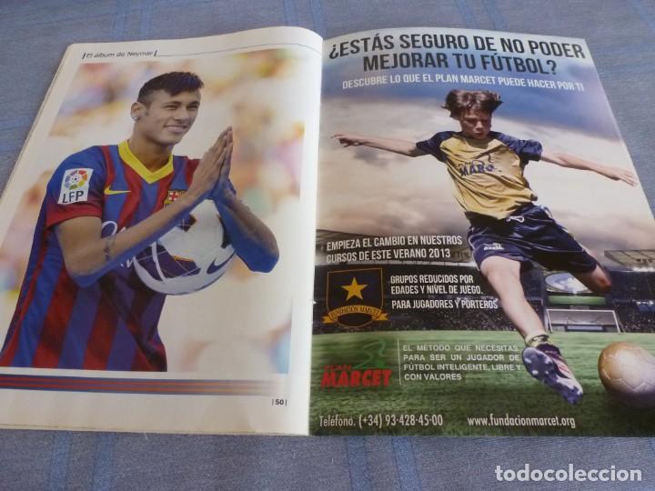 Coleccionismo deportivo: (BTA) ESPECIAL SPORT EL ÁLBUM DE NEYMAR-EN CASTELLANO - Foto 24 - 278375873