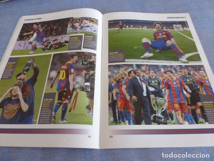 Coleccionismo deportivo: (BTA) ESPECIAL SPORT (ENERO 2016) MESSI REY DE OROS-EN CASTELLANO - Foto 10 - 278376043