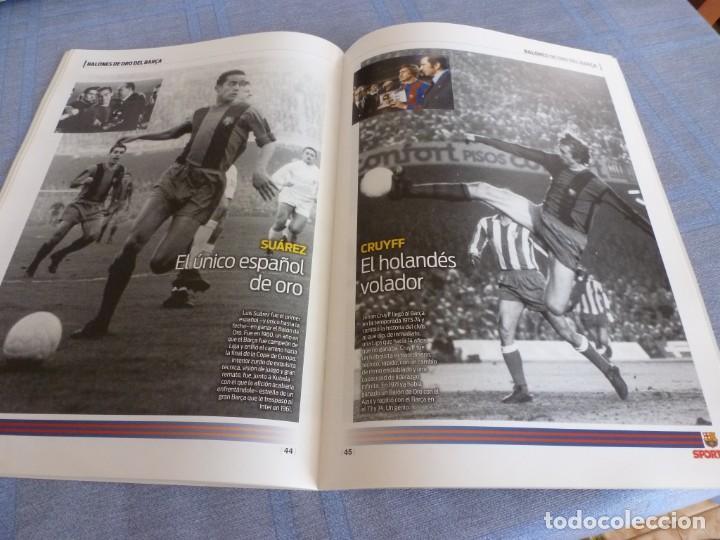 Coleccionismo deportivo: (BTA) ESPECIAL SPORT (ENERO 2016) MESSI REY DE OROS-EN CASTELLANO - Foto 20 - 278376043