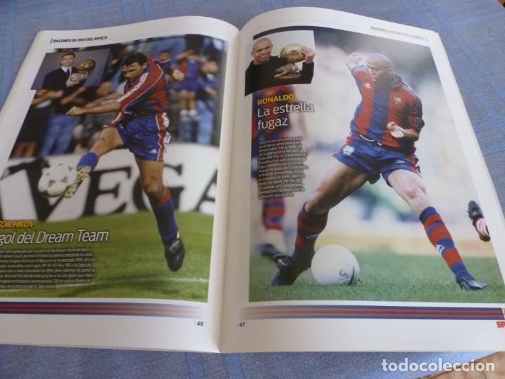 Coleccionismo deportivo: (BTA) ESPECIAL SPORT (ENERO 2016) MESSI REY DE OROS-EN CASTELLANO - Foto 21 - 278376043