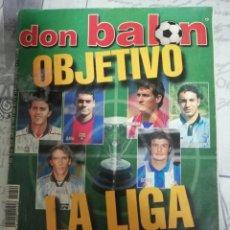 Coleccionismo deportivo: REVISTA DON BALON. Lote 278398098