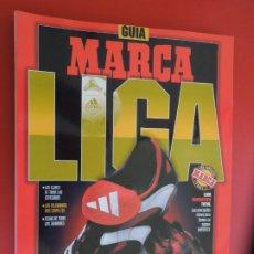 Coleccionismo deportivo: MARCA GUIA LIGA 98-99 -GUIA OFICIAL LIGA MARCA FUTBOL 98-99 ANUARIO. Lote 278410753