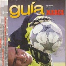 Coleccionismo deportivo: GUIA MARCA LGA 2002. Lote 278603888