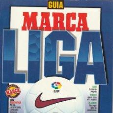 Coleccionismo deportivo: GUIA MARCA LGA 97 98. 1997 1998. Lote 278608533