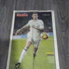 Coleccionismo deportivo: POSTER MARCA CRISTIANO RONALDO - REAL MADRID.. Lote 278617908