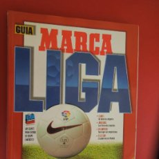 Collezionismo sportivo: GUIA LIGA MARCA 96 /97 ANUARIO - LIGA NACIONAL DE FUTBOL PROFESIONAL. Lote 279518568