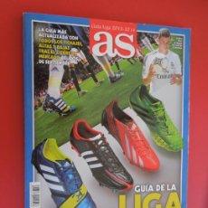 Coleccionismo deportivo: AS GUIA DE LA LIGA 2013-2014- LA GUIA MAS ACTUALIZADA TRAS EL CIERRE DE MERCADOS 2-SEPTIEMBRE. Lote 279539153