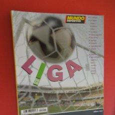 Coleccionismo deportivo: LIGA 205-2006 GUIA MUNDO DEPORTIVO. Lote 279549208