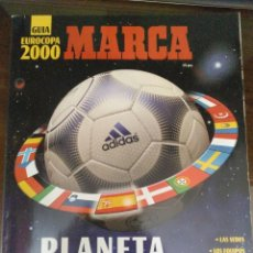 Colecionismo desportivo: GUÍA EXTRA MARCA EUROCOPA 2000. EURO 2000.. Lote 282190303